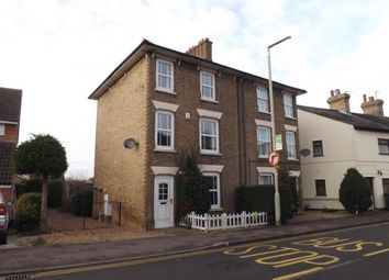 Thumbnail 3 bed semi-detached house for sale in Hitchin Street, Biggleswade, Bedfordshire