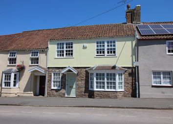 Thumbnail 4 bed terraced house for sale in Castle Street, Thornbury, Bristol