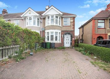 Thumbnail 3 bed end terrace house for sale in Goodyers End Lane, Bedworth, Warwickshire