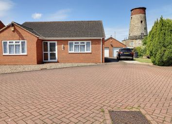 Thumbnail 2 bed detached bungalow for sale in The Millfield, Hibaldstow, Brigg
