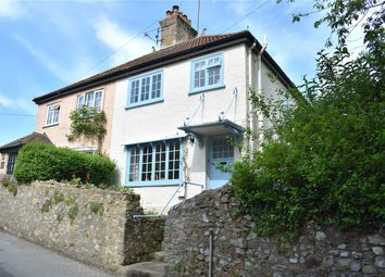 Thumbnail 2 bed semi-detached house for sale in Otter View, Gore Lane, Uplyme, Lyme Regis