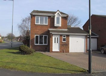 3 bed detached house to rent in Ravensbourne Grove, Willenhall WV13