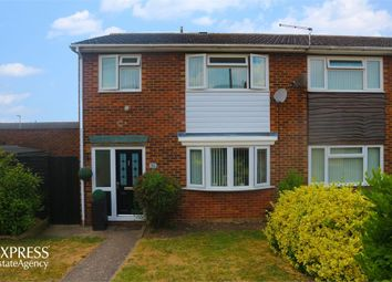Thumbnail 3 bed semi-detached house for sale in Potton Road, St Neots, Cambridgeshire