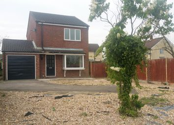 Thumbnail 3 bed detached house for sale in Castle View, Walcott, Lincoln