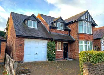 Thumbnail 5 bedroom detached house for sale in Kingston Road, West Bridgford, Nottingham