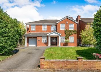 4 bed detached house for sale in Holder Drive, Cannock, Staffordshire, Staffs WS11