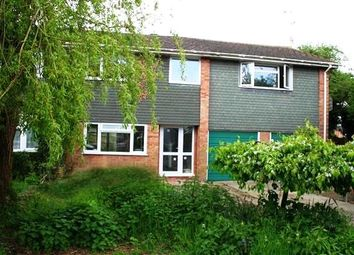 Thumbnail 5 bed semi-detached house for sale in Lyde Close, Oakley, Basingstoke