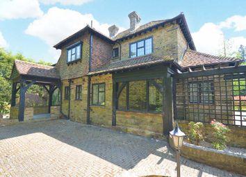 Thumbnail 4 bedroom detached house for sale in Babylon Lane, Lower Kingswood, Tadworth