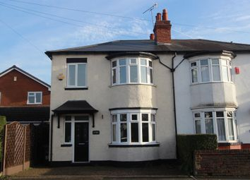 Thumbnail 3 bedroom semi-detached house for sale in Church Vale, West Bromwich