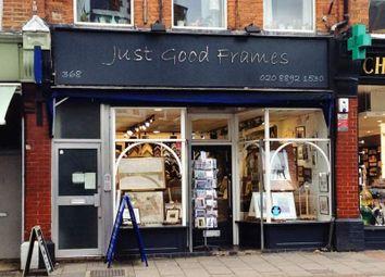 Thumbnail Retail premises for sale in 368 Richmond Road, Twickenham