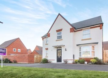 Thumbnail 4 bed detached house for sale in Glentworth View, Morda, Oswestry