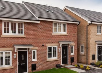 """Thumbnail 3 bed end terrace house for sale in """"Barton"""" at Cobblers Lane, Pontefract"""