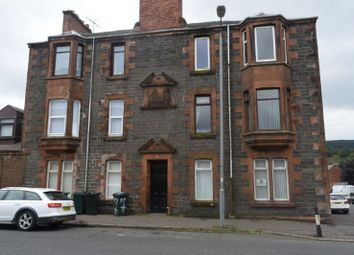 Thumbnail 2 bed flat for sale in 77, West Main Street, Darvel, Ayrshire KA170Eb