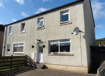 Thumbnail 3 bed semi-detached house for sale in 179 Edward Street, Dunoon