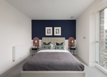 Thumbnail 3 bed flat for sale in Curran Street, London