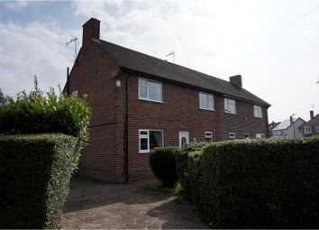 Thumbnail 4 bedroom semi-detached house for sale in Hillside Drive, Long Eaton