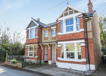 Thumbnail 3 bed semi-detached house for sale in New North Road, Attleborough