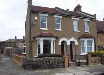 Thumbnail 3 bed semi-detached house to rent in Holmwood Road, Enfield, Middlesex