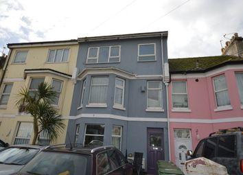 Thumbnail 1 bedroom flat to rent in Kernou Road, Paignton