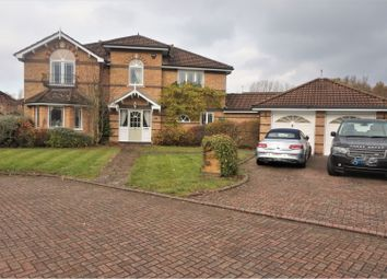 Thumbnail Detached house to rent in Wolverton Drive, Wilmslow