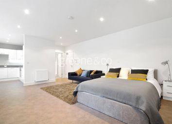 Thumbnail Studio to rent in Clockwork Factory Apartments, 13 Blackburn Road, West Hampstead, London