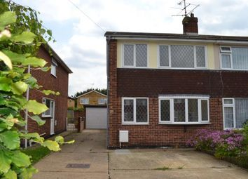Thumbnail 3 bed semi-detached house for sale in Worcester Close, Mayland, Chelmsford