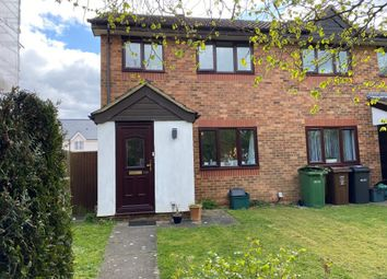 Thumbnail 3 bed terraced house for sale in St Annes Road, London Colney