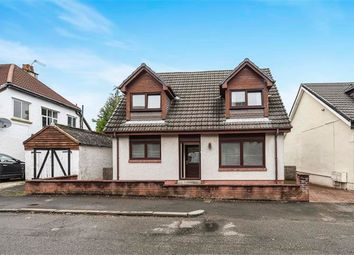 Thumbnail 4 bed detached house for sale in Cross Road, Paisley