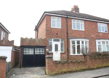 Thumbnail 3 bed semi-detached house for sale in Diamond Street, Shildon