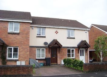 Thumbnail 2 bed terraced house to rent in Pennycress, Locking Castle, Weston-Super-Mare