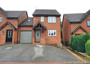 3 bed end terrace house for sale in Ashbrook Crescent, Solihull B91
