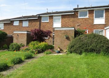 Thumbnail 3 bed terraced house for sale in Duttons Close, Snitterfield, Stratford-Upon-Avon