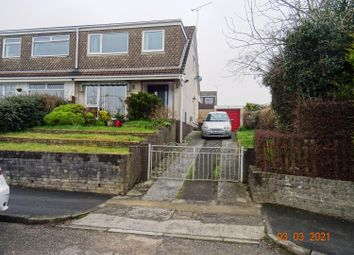 Thumbnail 3 bed semi-detached house for sale in Hendre Road, Bridgend