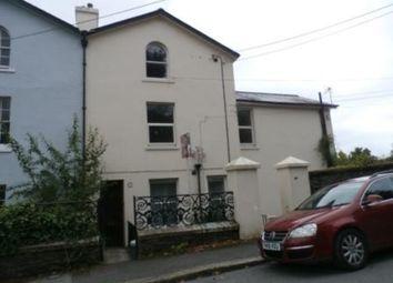 Thumbnail 2 bed flat to rent in Watts Road, Tavistock