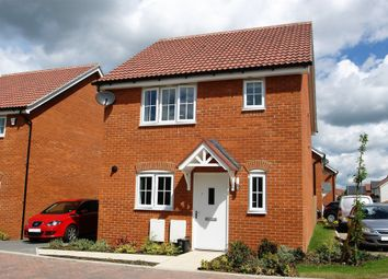 Thumbnail 3 bed detached house for sale in Godfrey Crescent, Takeley, Bishop's Stortford