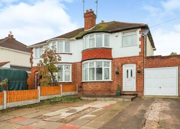 3 bed semi-detached house for sale in Fairview Road, Penn, Wolverhampton WV4