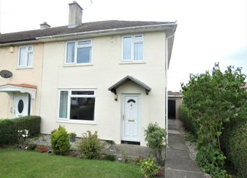 Thumbnail 3 bed end terrace house for sale in Fernlea Way, Carlisle
