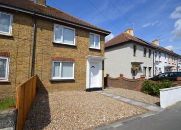 Thumbnail 3 bed semi-detached house for sale in Poplar Avenue, Gravesend