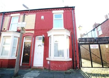 Thumbnail 2 bedroom terraced house for sale in Victor Street, Wavertree, Liverpool