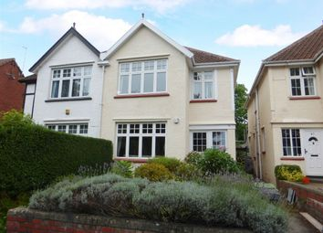 Thumbnail 4 bed semi-detached house for sale in Canford Lane, Westbury On Trym, Bristol