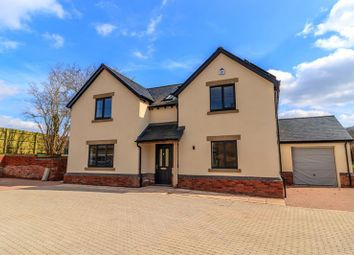 Thumbnail 4 bedroom detached house for sale in Doward Place, Goodrich, Ross-On-Wye