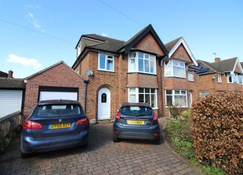 Thumbnail 3 bed semi-detached house for sale in Russley Road, Bramcote, Nottingham