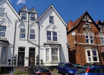 Thumbnail 1 bedroom flat for sale in 369 Gillott Road, Edgbaston, Birmingham