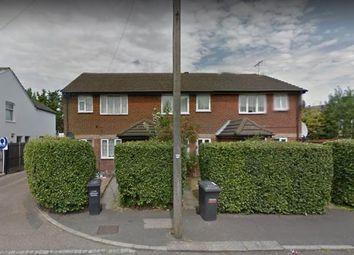 Thumbnail 1 bedroom maisonette for sale in Alder Crescent, Luton
