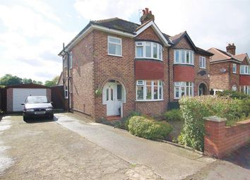 Thumbnail 3 bed semi-detached house for sale in Kingsway North, Warrington