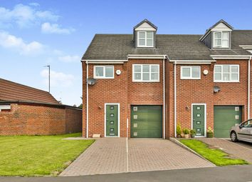 Thumbnail 3 bed terraced house for sale in Park Road South, Chester Le Street