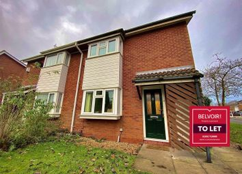 Thumbnail 2 bed semi-detached house to rent in Penshaw Close, Wolverhampton