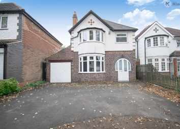 3 bed detached house for sale in Burnaston Road, Hall Green, Birmingham B28