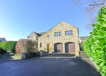 5 bed detached house for sale in Scotgate Road, Honley, Holmfirth HD9