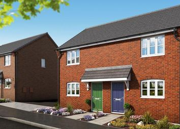 "Thumbnail 2 bedroom property for sale in ""The Buttercup At Mill Farm, Tibshelf"" at Mansfield Road, Tibshelf, Alfreton"